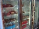All foods are kept in fridge to preserve freshness