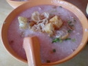 Pork Porridge With Chinese Crullers (Yau Char Kwai / Eu Char Kueh)