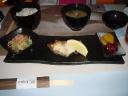 Gindara Syaki Sakana (Grill Cod Fish) Set Lunch