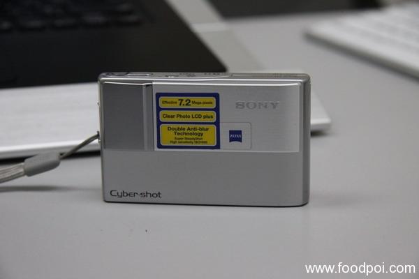 SONY Cyber-shot DSC T10 – 7.2Mega Pixels Compact Camera