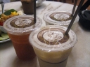 Hygienically Packed Ice Blended Drinks