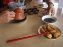 Chinese Tea and Eiu Char Koey