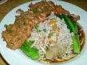 Pork Chop Dry Noodle