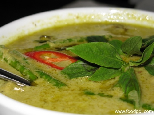 Gaeng Keow Wan - RM15 Small [Thai Green Curry with Chicken]