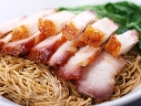 Char Siew and Roast Pork Mee