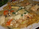 Special Fried Seafood Mee