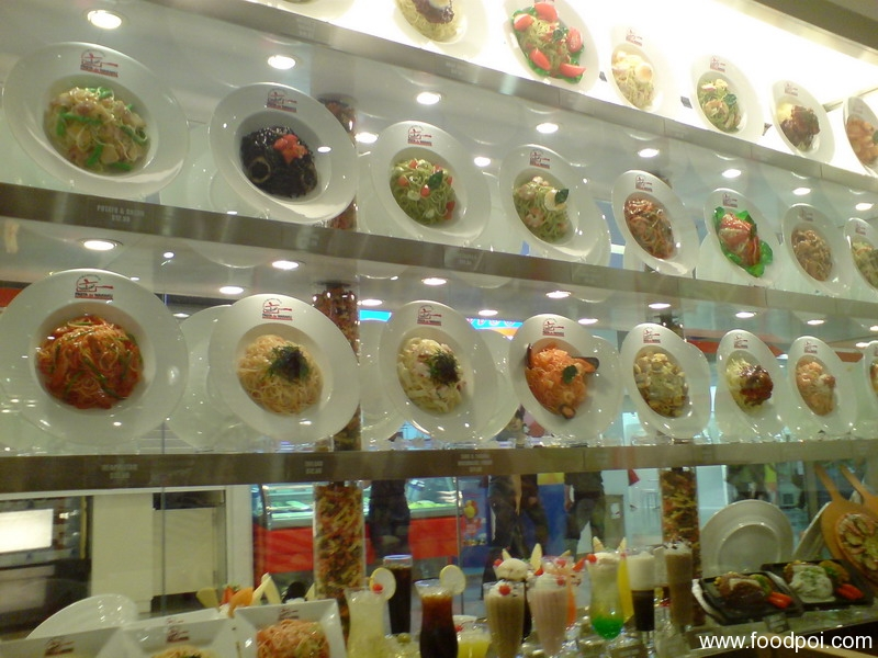 Pasta De Waraku at Marina Square 2 Singapore - Food Point of Interest