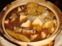 Normal herbal soup type bak kut teh. Very tasty!