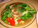 Stir Fried Kai Lan