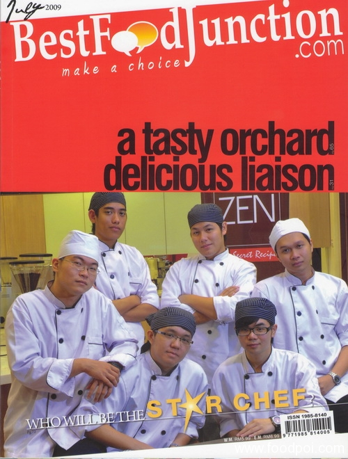 star chef for zen secret recipe