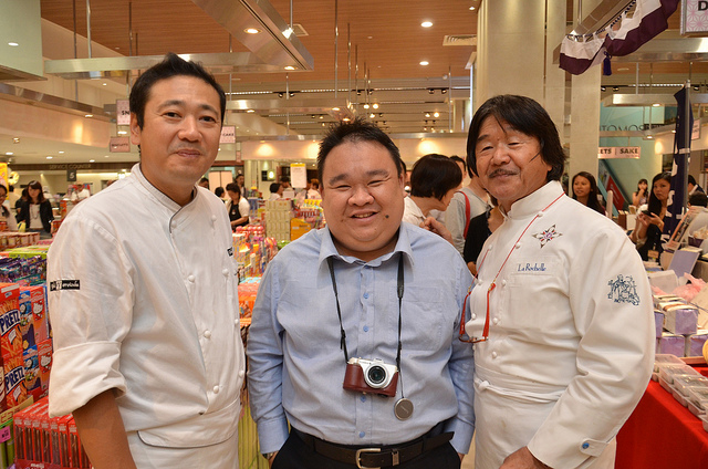 Japanese Sweets and Sake Fair at Isetan KLCC